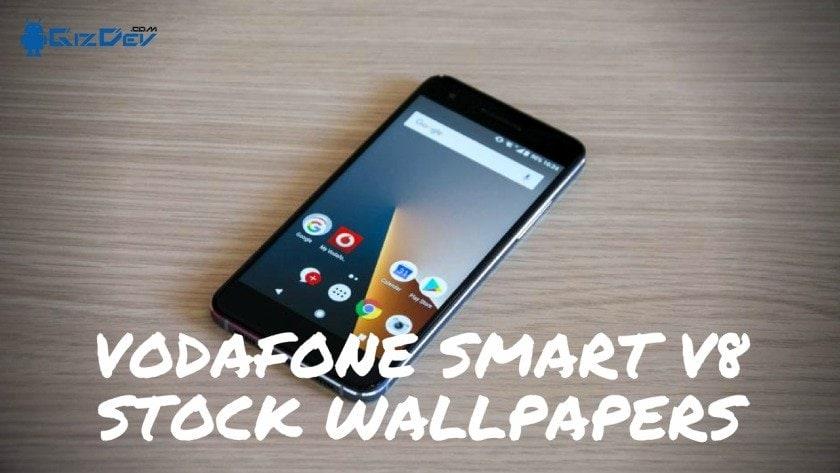 Vodafone smart v8 stock wallpapers