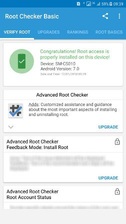 root c5 pro - How to Root Galaxy C5 Pro and Galaxy C5 Android 7.0 (Working Method)