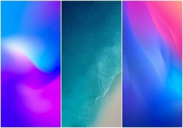 ss 1 - Download Vivo X21 Stock Wallpapers In HD Resolution