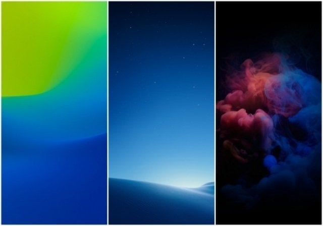ss 4 - Download Vivo X21 Stock Wallpapers In HD Resolution