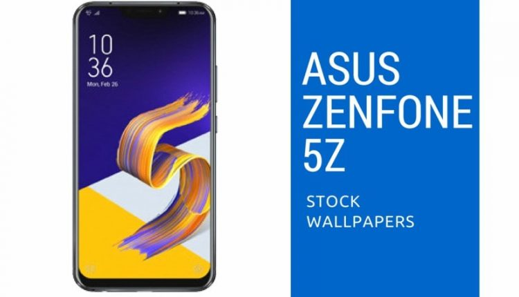 Download Asus Zenfone 5Z Stock Wallpapers In High Resolution