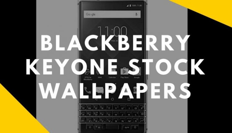 Download Exclusive Blackberry Keyone Stock Wallpapers