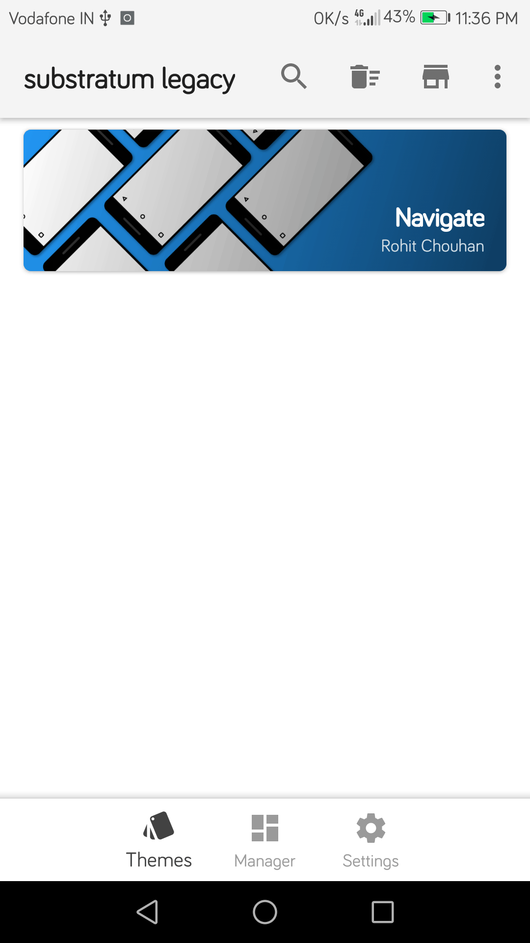 Change Navbar Style On Huawei And Honor 3