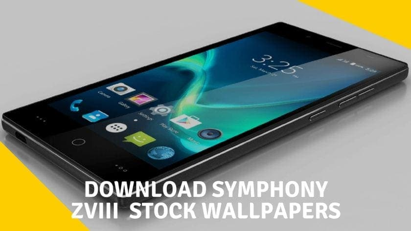 Download Symphony ZVIII Stock Wallpapers