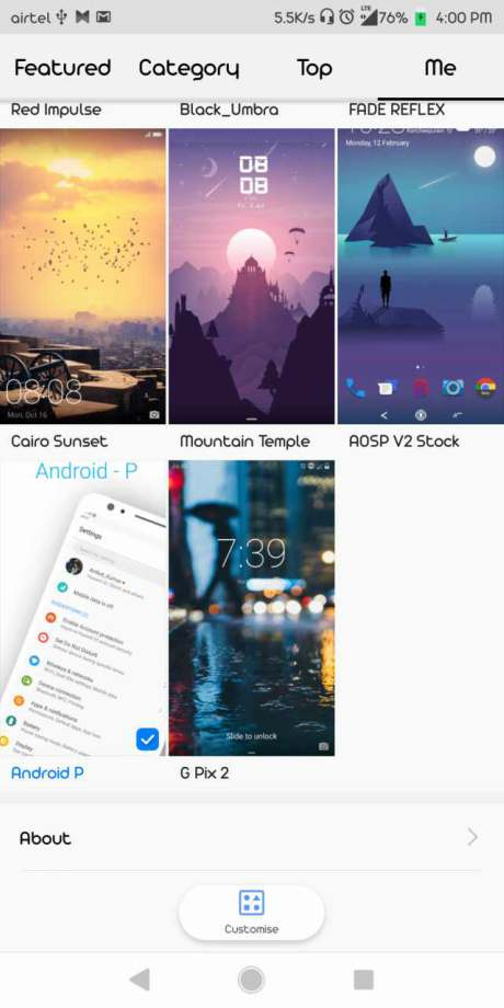 huawei themes 5