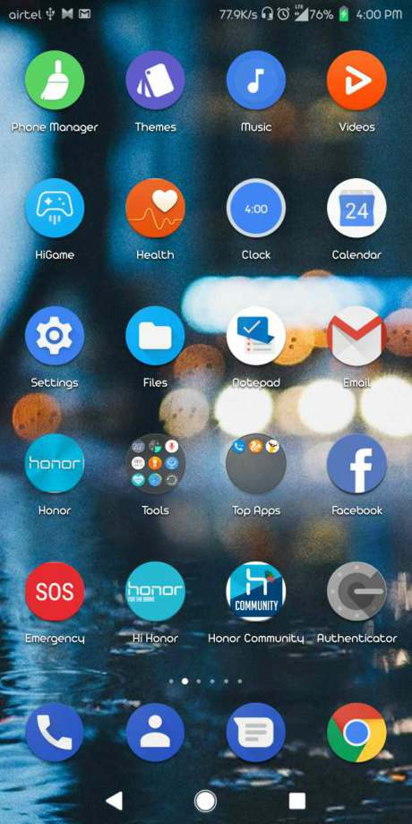 huawei themes 7 3