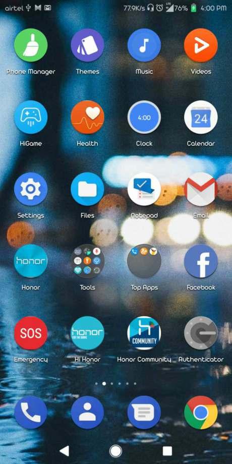 Huawei Themes Hwt