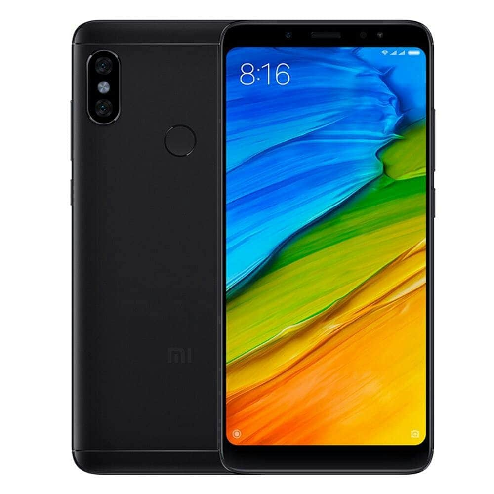 05 17 16 global version xiaomi redmi note 5 5 99 inch 4gb 64gb smartphone black 628341 2083399663
