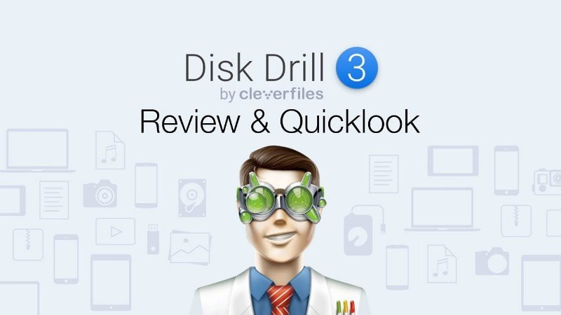 Disk Drill Best Data Recovery Tool