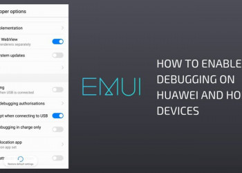 Enable Usb Debugging on Huawei