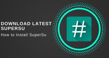 Latest SuperSu