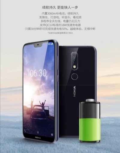 Nokia X6 Official Leaks 2