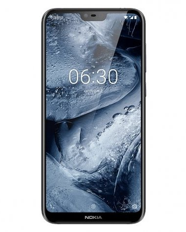 Nokia X6 specification