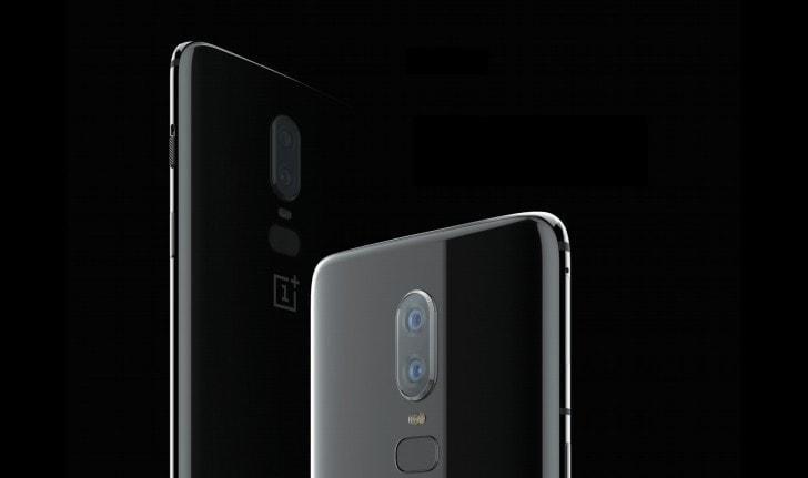 OnePlus 6 black