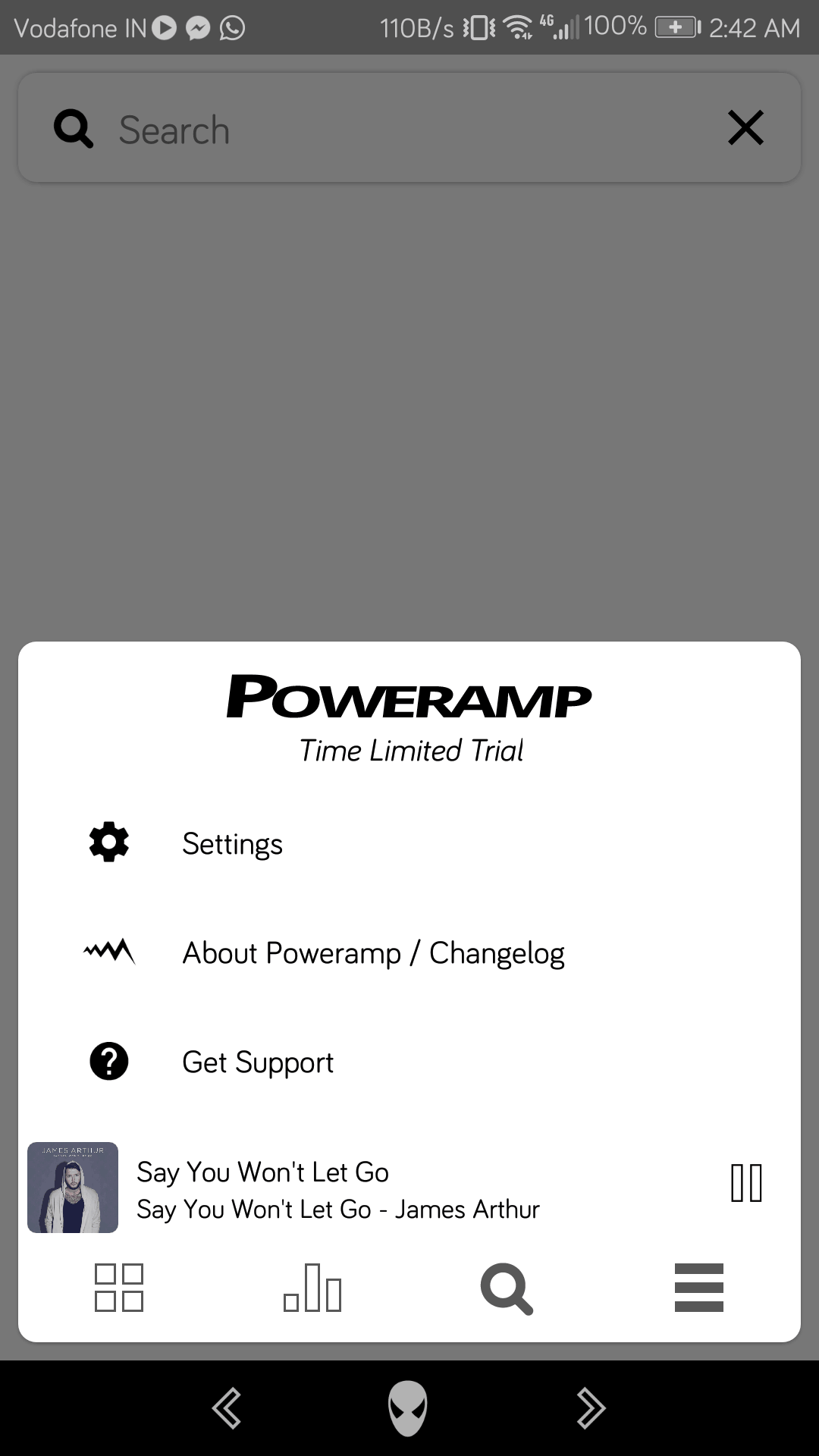Poweramp Music Player Apk downloa 3