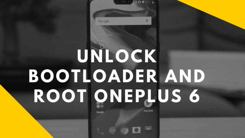 Unlock Bootloader and root oneplus 61
