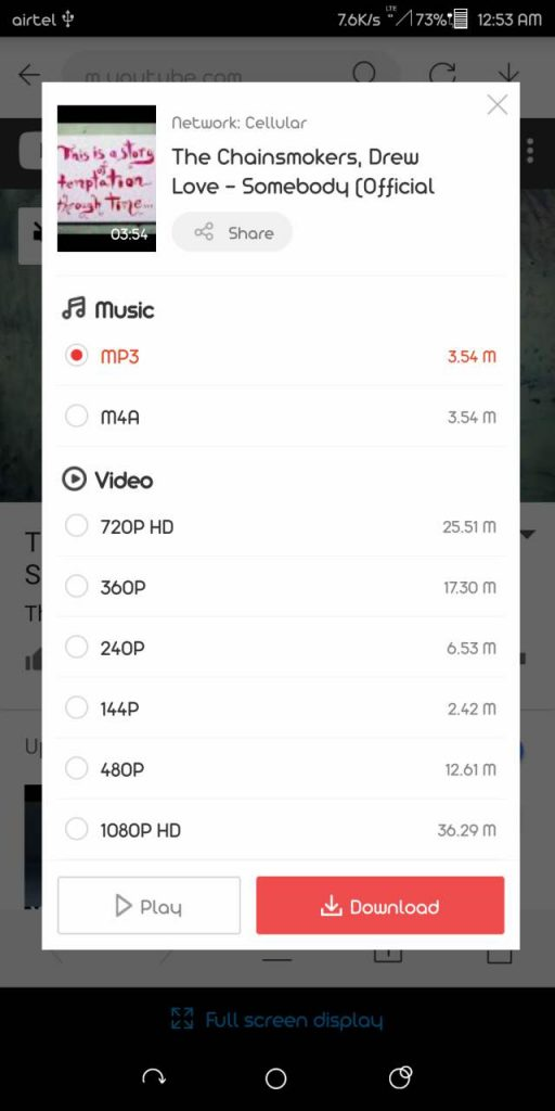 Vidmate Youtube Video Downloader 2 512x1024