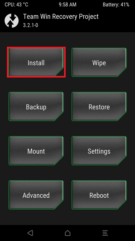 latest twrp recovery update 5