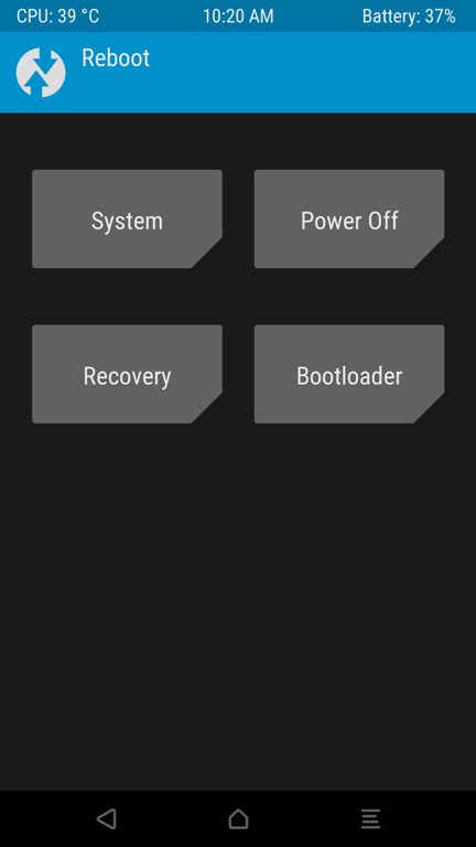 latest twrp recovery update 6