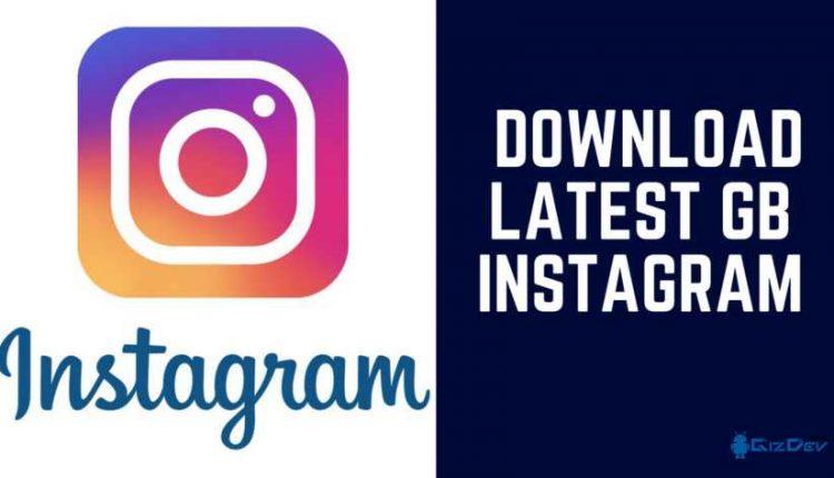 Download Latest GB Instagram