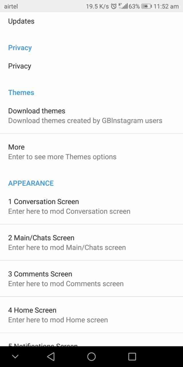 GB Instagram Screens 2