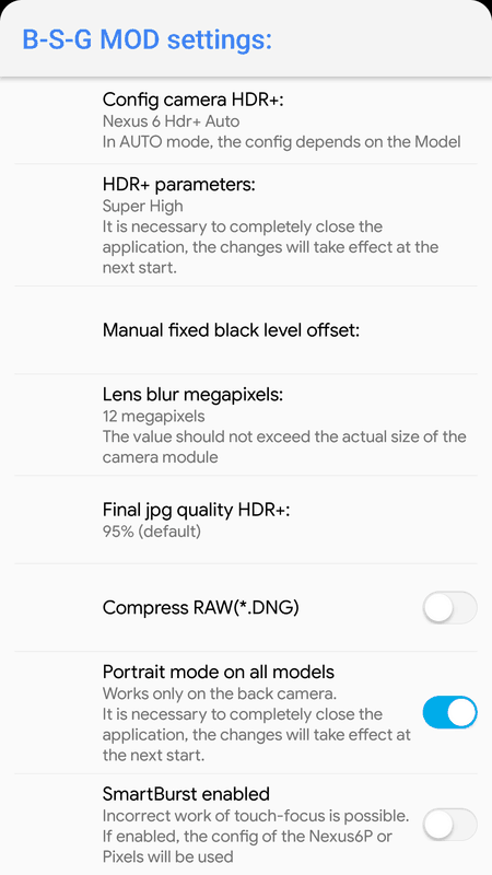 Google Camera for Coolpad Note 5 2
