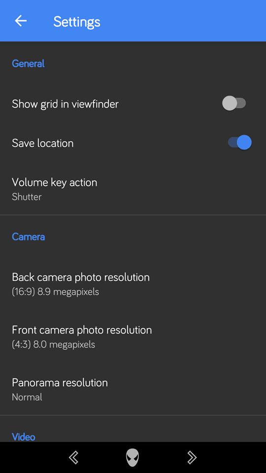Android 7.0 With Google Camera