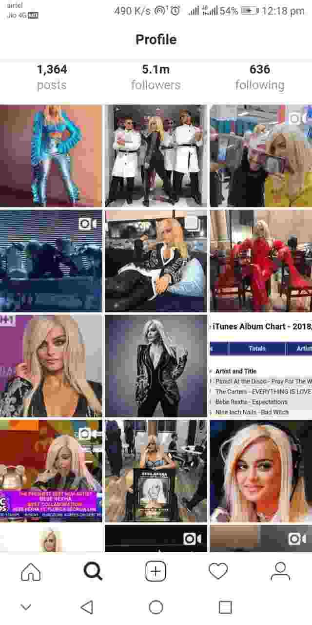 Instagram Lite In App Screenshots 4