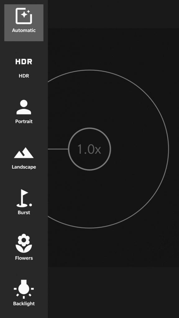 Snapdragon camera screenshot 2 576x1024