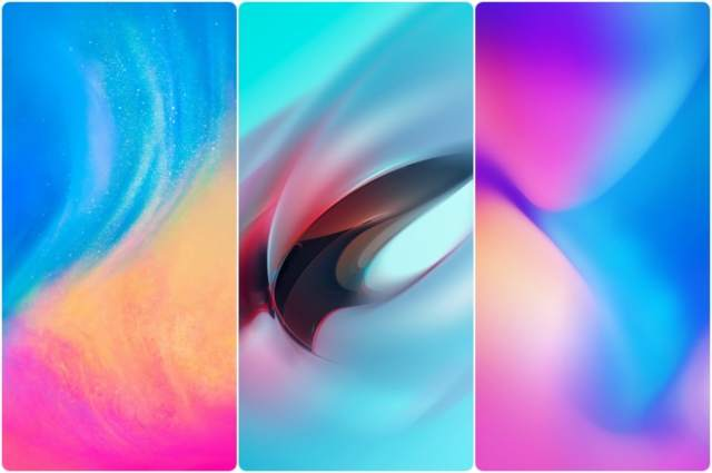 Vivo NEX Screens 2