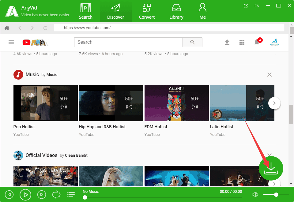 All in one Video Downloader 7