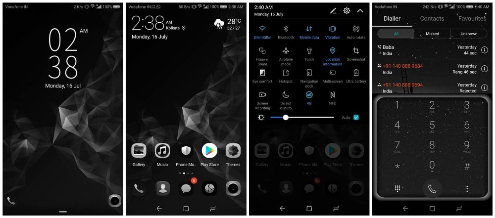 Galaxy S9 Theme For EMUI