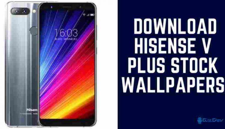 HiSense V Plus Stock Wallpapers