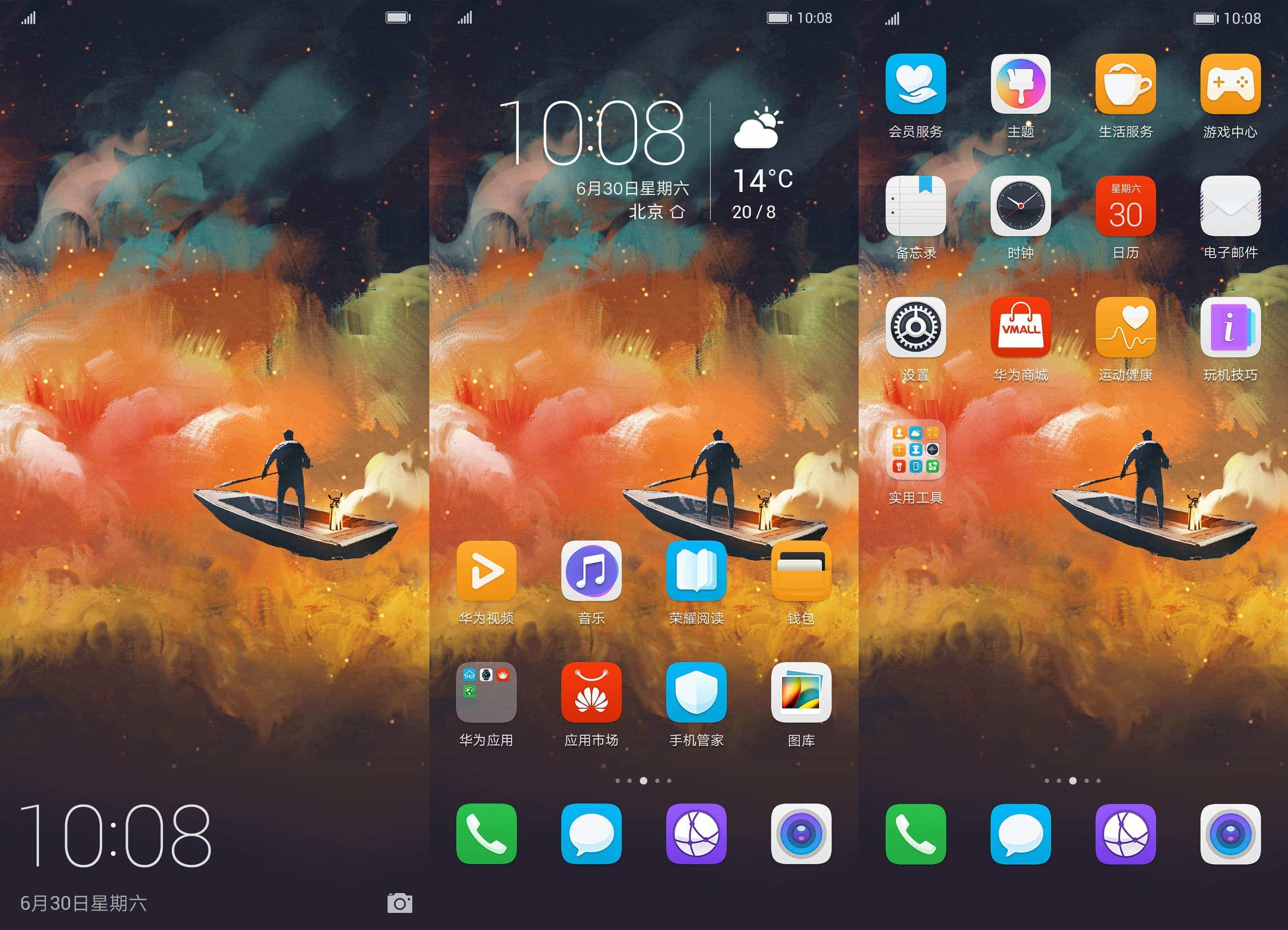 Huawei Honor Play Themes 2