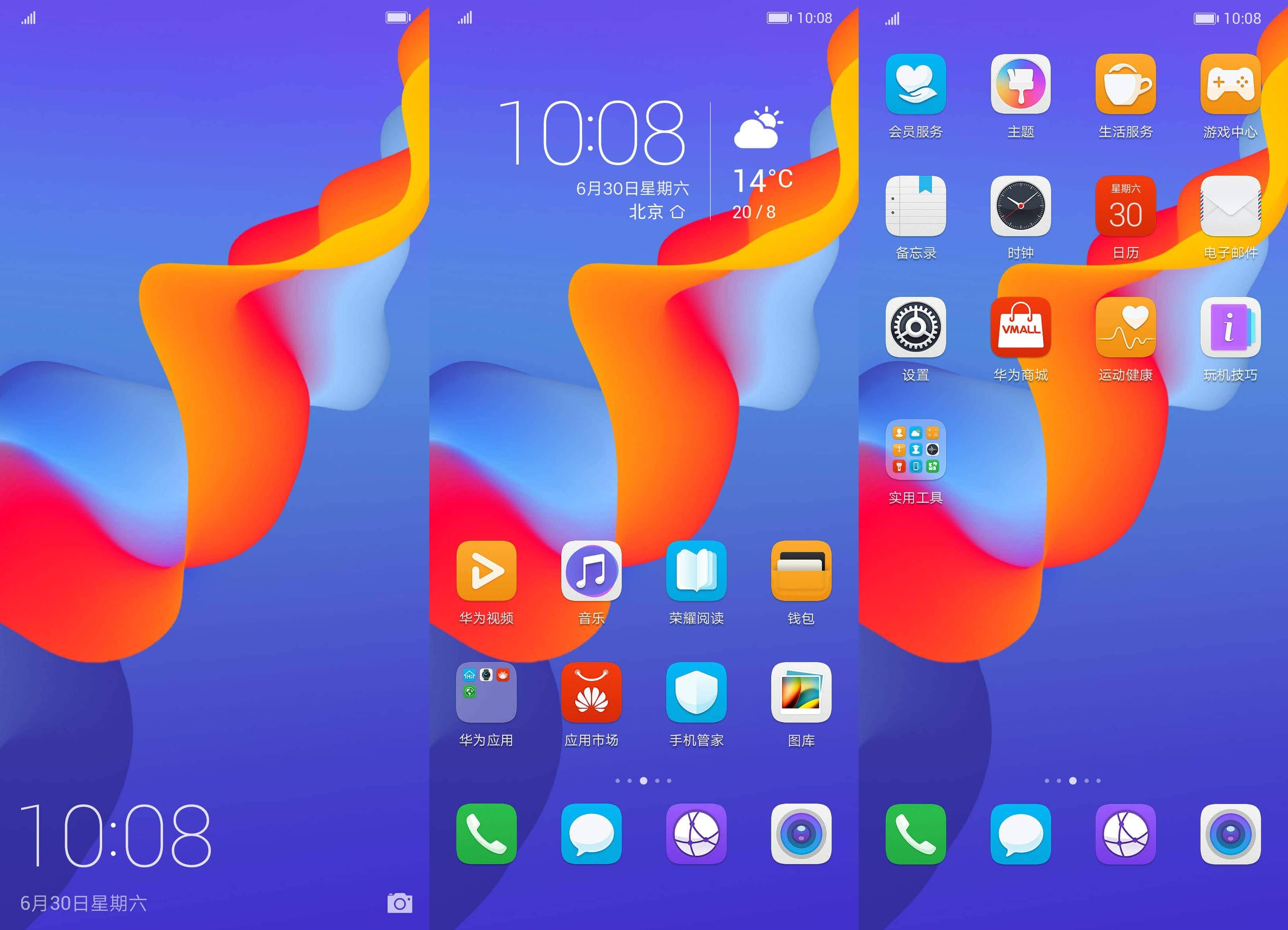 Huawei Honor Play Themes 6