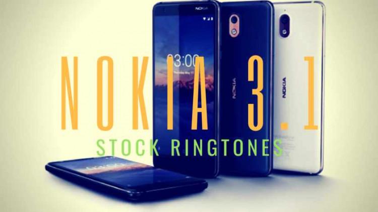 Nokia 3.1 stock theme ringtones, Nokia 3.1 Specifications