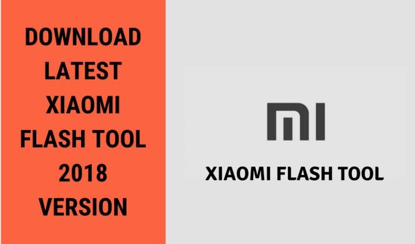 xiaomi flash tool