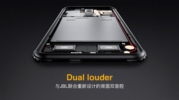 AGM X3 speaker