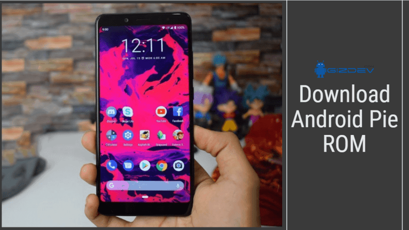 Download Android Pie ROM For Project Treble Devices (GSI)