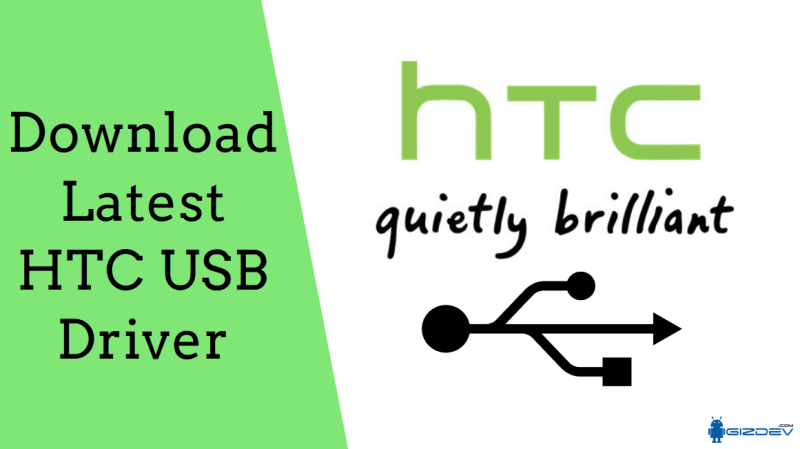Download Latest HTC USB Driver
