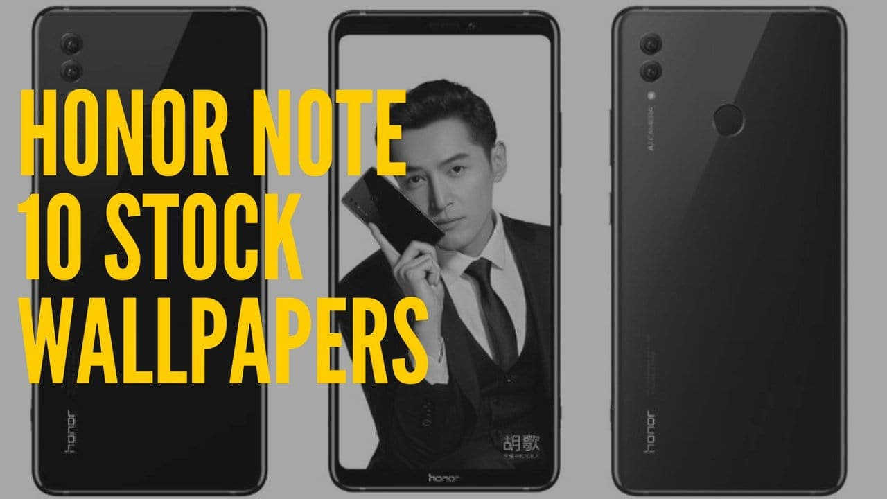 Download Exclusive Honor Note 10 Stock Wallpapers In High Resolution. Follow the post to get the Honor Note 10 Specifications