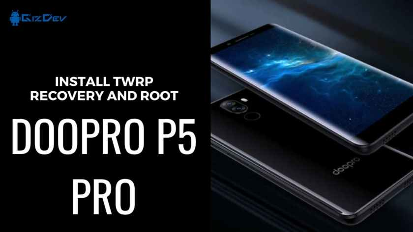 How To Install TWRP Recovery And Root Doopro P5 Pro With MTK Flash Tool. Follow the post to Root Doopro P5 Pro.