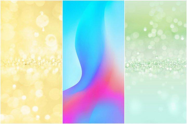 Huawei Nova 3 Stock Wallpapers 2