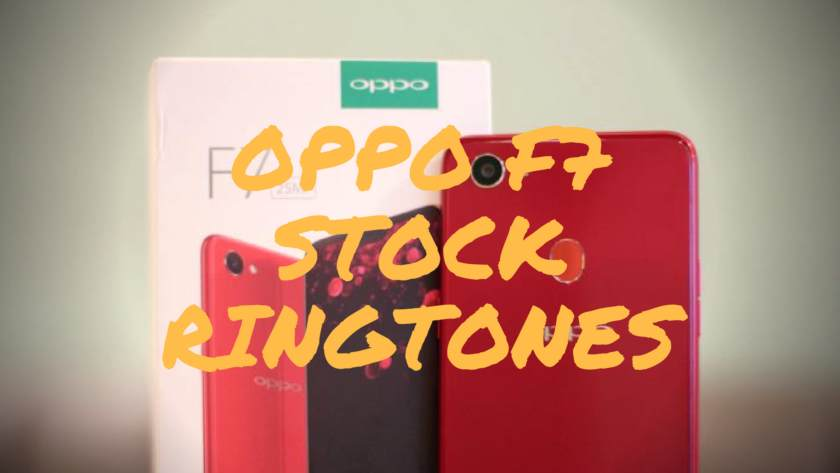 Download Latest OPPO F7 Stock Ringtones In High Quality. Follow the post to know OPPO F7 specifications. OPPO F7 ringtones.