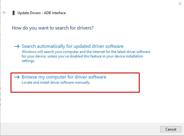 usb driver install zte4