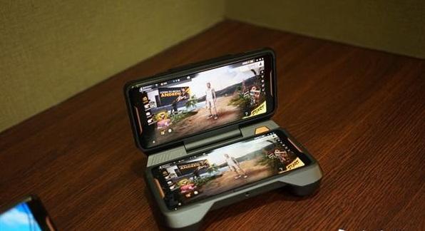 Asus ROG Gaming mobile Dual screen