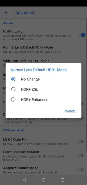 Download Google Camera For LG G5 To Get HDR+, Portrait