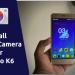 Google Camera For Lenovo K6