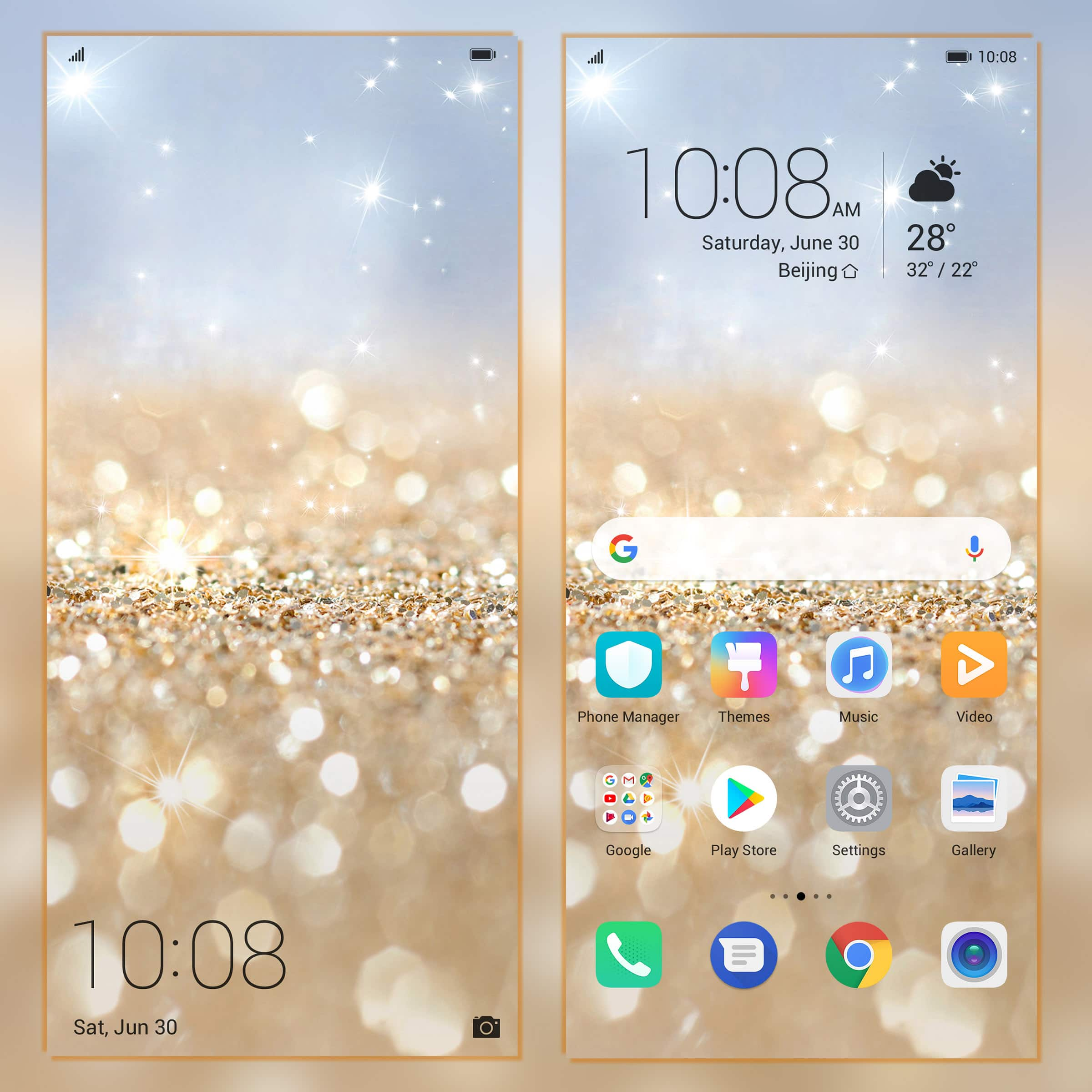 Honor 8X Themes 1