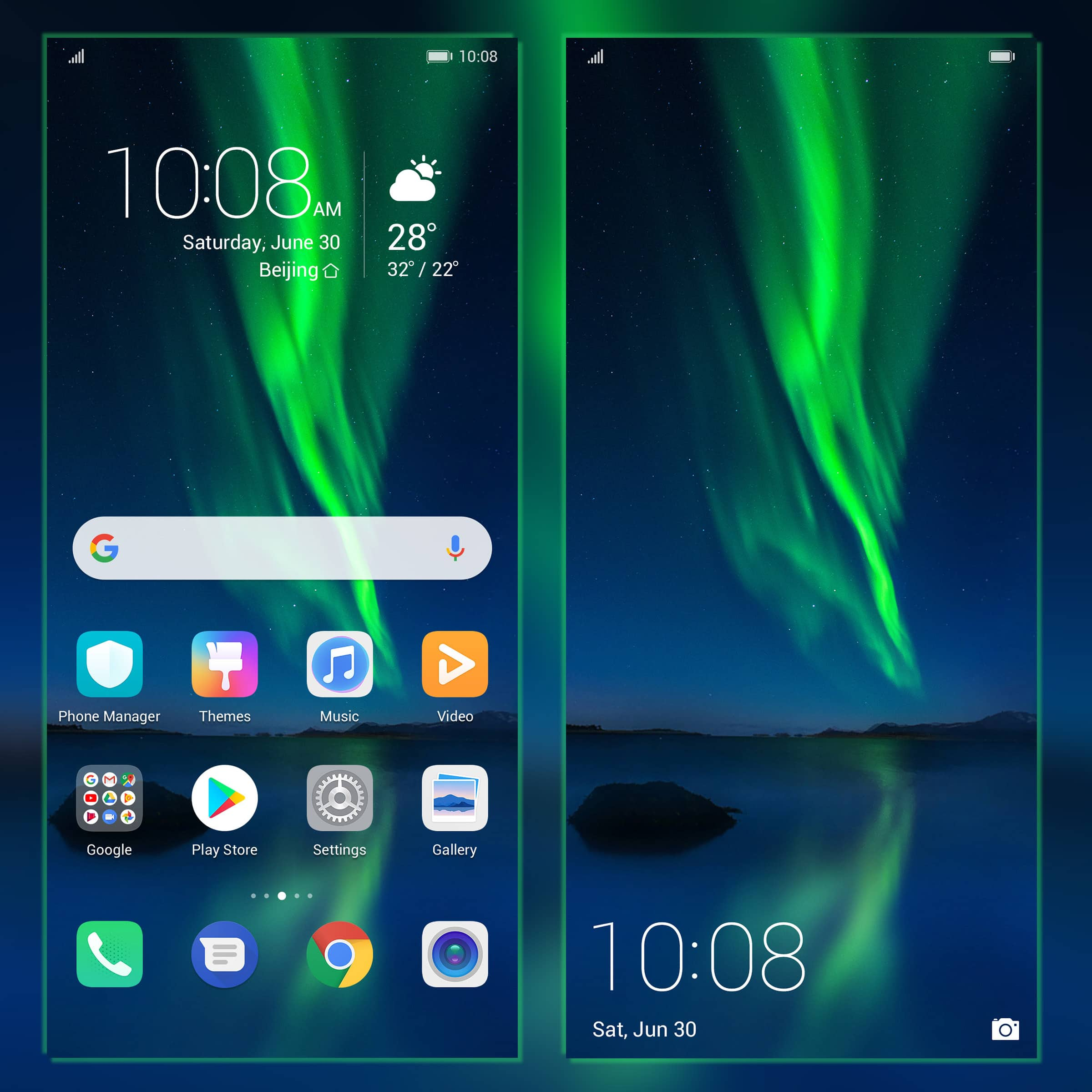 Honor 8X Themes 2